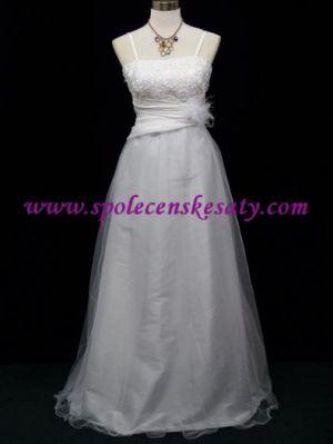Levné svatební šaty