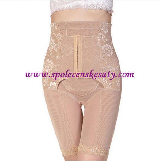 Luxusní stahovací zeštíhlující spodní prádlo s korzetem - béžové 2ec4d5ce5c