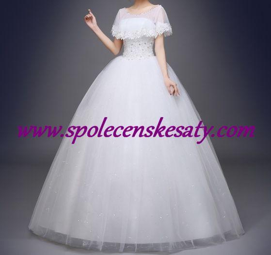 ... bohatou kolovou sukní č. LS212. další fotografie d107a089d1