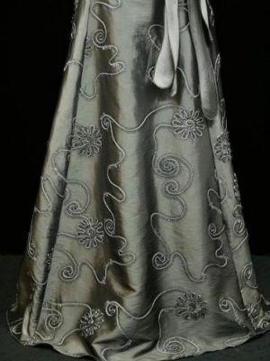 ... plesové Společenské šaty i pro svatební matky 52-54 č. 4028