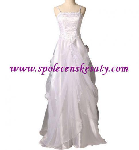 b8c24f247cb Svatební šaty vel. S-XXXL (38-60)