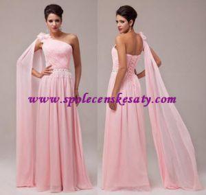 Růžové luxusní šaty se závojem dlouhé korzetové 40 42 44 XL ...