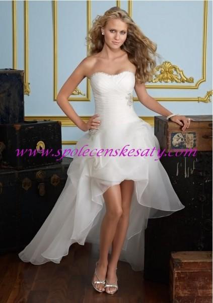 svatební a společenské levné šaty